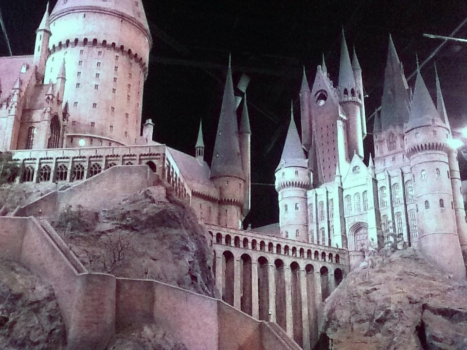 Hogwarts Modell