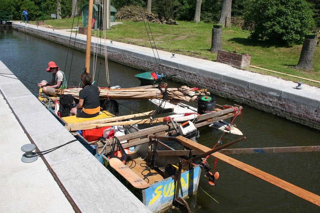 CoC - Trip03 - Belgium Canals