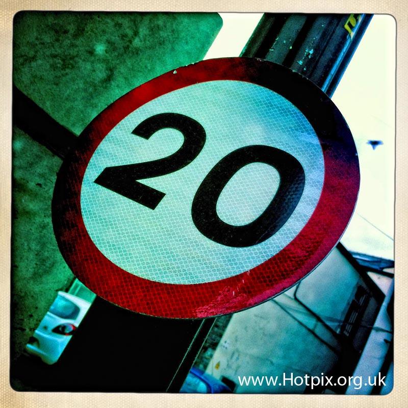 number20,number,20,twenty,numbertwenty,numbers,road,sign,speed,red,max,maximum,warringtom,twenties,twentiesplenty,plenty,english,british,uk,tony,smith,tonysmith,hotpix,hotpixuk,tonysmithhotpix,square,iphone,hipstamatic,border