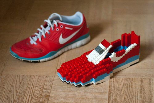 WIP Nike shoe