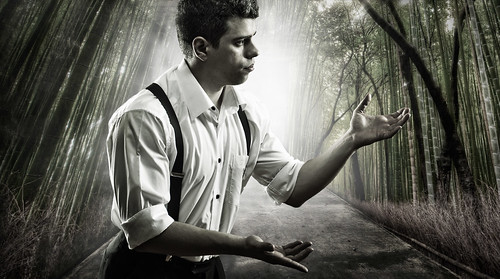 Conceptual Portrait   © Cherestes Janos Cs - All Rights Reserved   by Cherestes Janos