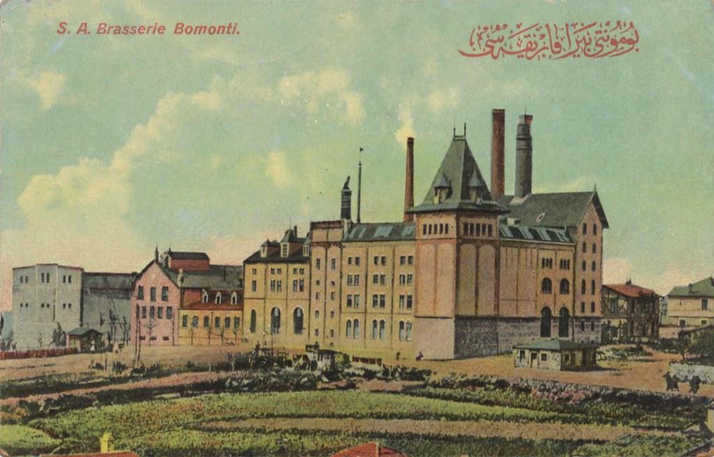 Bomonti Beer Factory, Istanbul