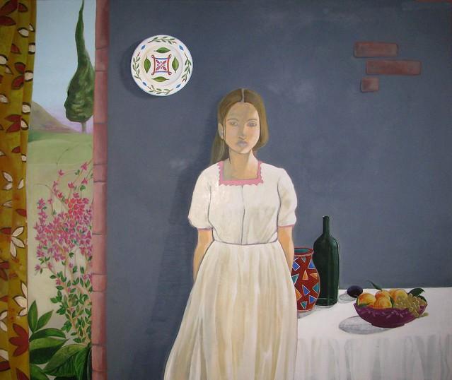 La figlia del ceramista (Bolgheri) - A filha do ceramista (Bolgheri) - The ceramist's daughter (Bolgheri) - La fille du céramiste (Bolgheri) - Die Tochter der Keramiker (Bolgheri)