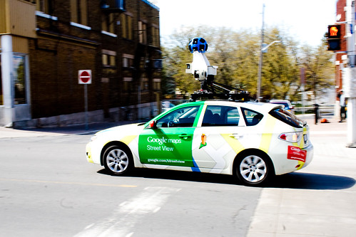 google car | by Trevor Pritchard