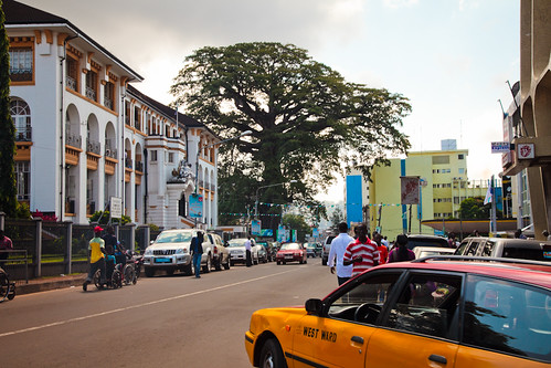 The Old Cotton Tree in Freetown, Sierra Leone | by bobthemagicdragon