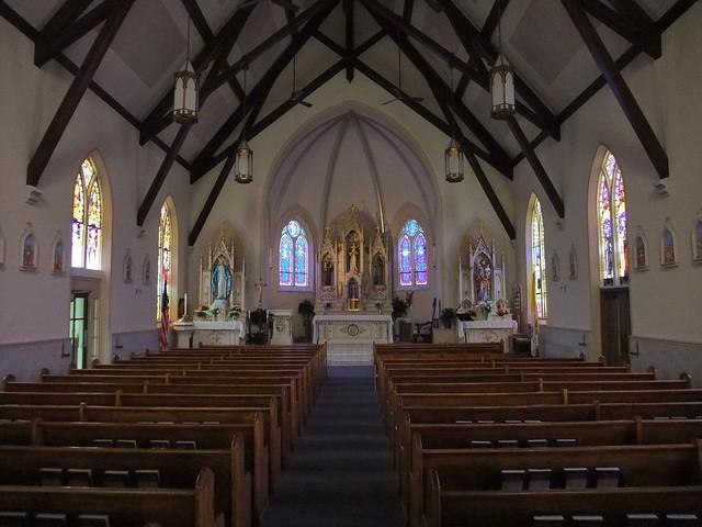 St. Rose of Lima Catholic Church, De Soto, MO