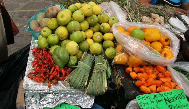 Sazon Cooking Class - Market Tour