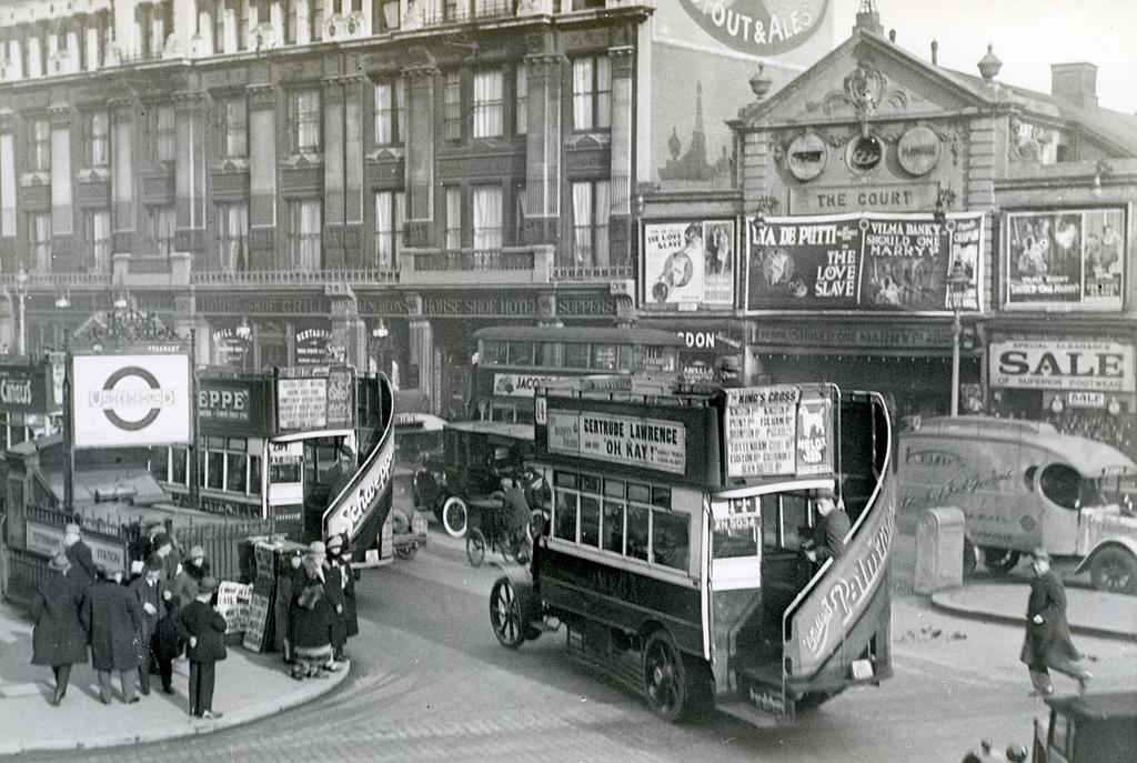 new style c119f e8621 ... 364- Court Cinema, site of Dominion Theatre, Tottenham Court Road, 1927