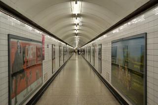 Underground vanishing point | by Runemester