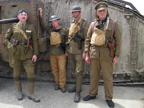 1917 Tankies