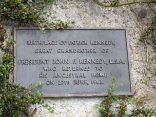 Patrick Kennedy, New Ross, Ireland
