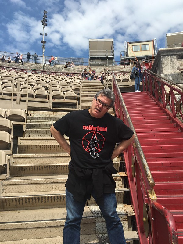 Verona Arena's Fiercest Gladiator