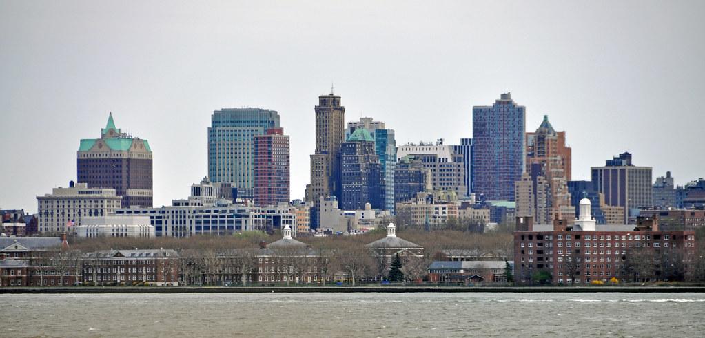 Brooklyn skyline, New York City