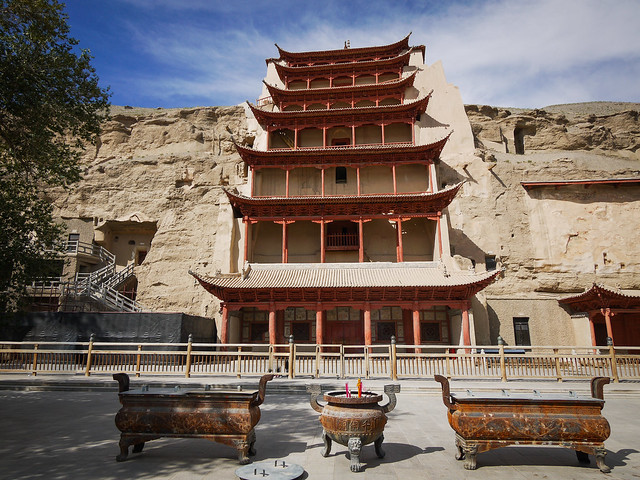Mogao Caves Temple