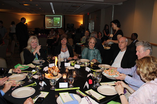 Dinner Guests at the 2012 CLO/CTO Fundraising Dinner benefiting One Acre Fund | by learningexecutive
