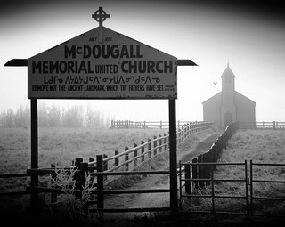 McDougall Memorial United Church. | by Eric Lamoureux