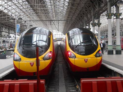 Two Pendolinos | by Gene Hunt