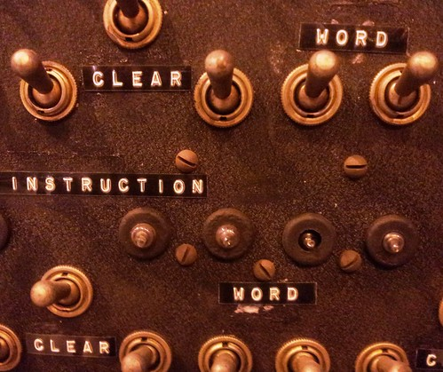 clear instruction Hollerith computer 5 | by gp mdo