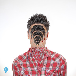 Creative Self-portrait #36 - The Headshrinker | by Lex Wilson