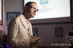 Karim Rashid en Medellín