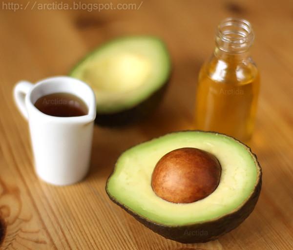 Diy Avocado Hair Mask Diy Homemade Hair Care Recipe Avoc