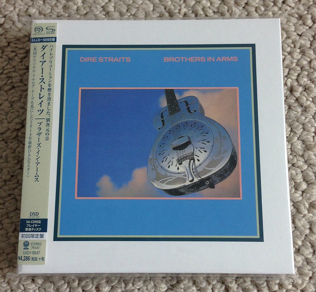 Dire Straits - Brothers In Arms (SHM-SACD)   Danny Tse   Flickr