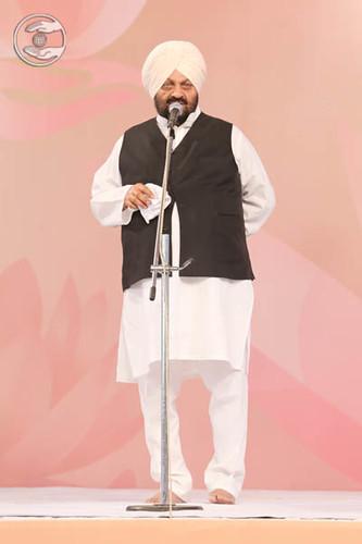 Narinjan Singh from Chandigarh expresses his views