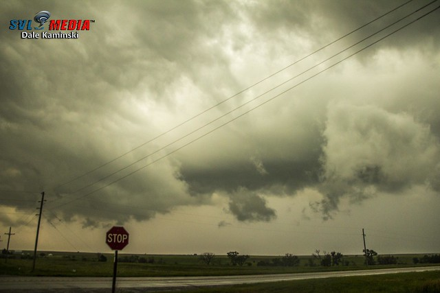 052416 - Kansas Storm Chase Bust Day!