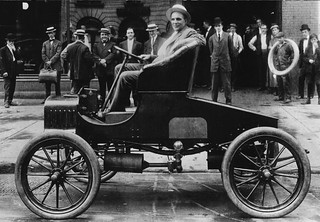 Henry Ford 1907   by Tuuur