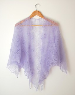 umbel shawl   by this lyre lark