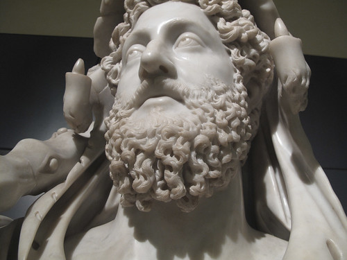 Bust of Commodus as Hercules | by isawnyu