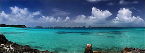 ocean travel blue sea sky st canon island turquoise panoramic bermuda coopers georges castleharbour