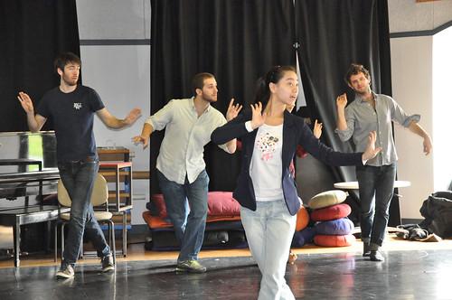 Beijing Opera Workshop