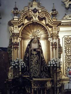 Maria Santisima del Mayor Dolor y Traspaso