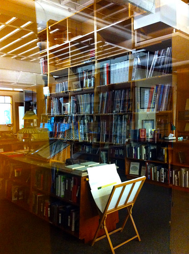 Powell's City of Books - Rare Book Room (Through the Glass) | by Miss Shari