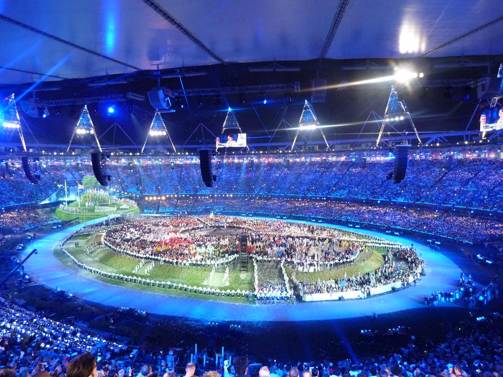 Olympics - Opening Ceremony 180