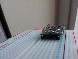 Creating slightly offset headers for Arduino pro mini | by lilspikey