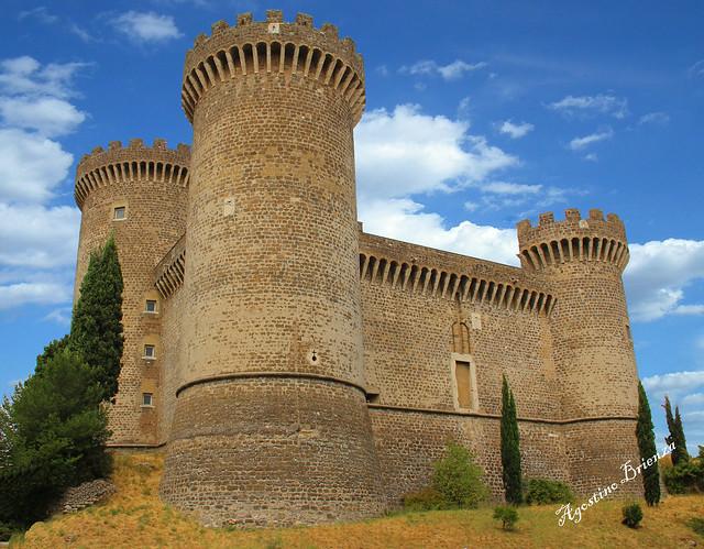 Castello di Tivoli - Rocca Pia