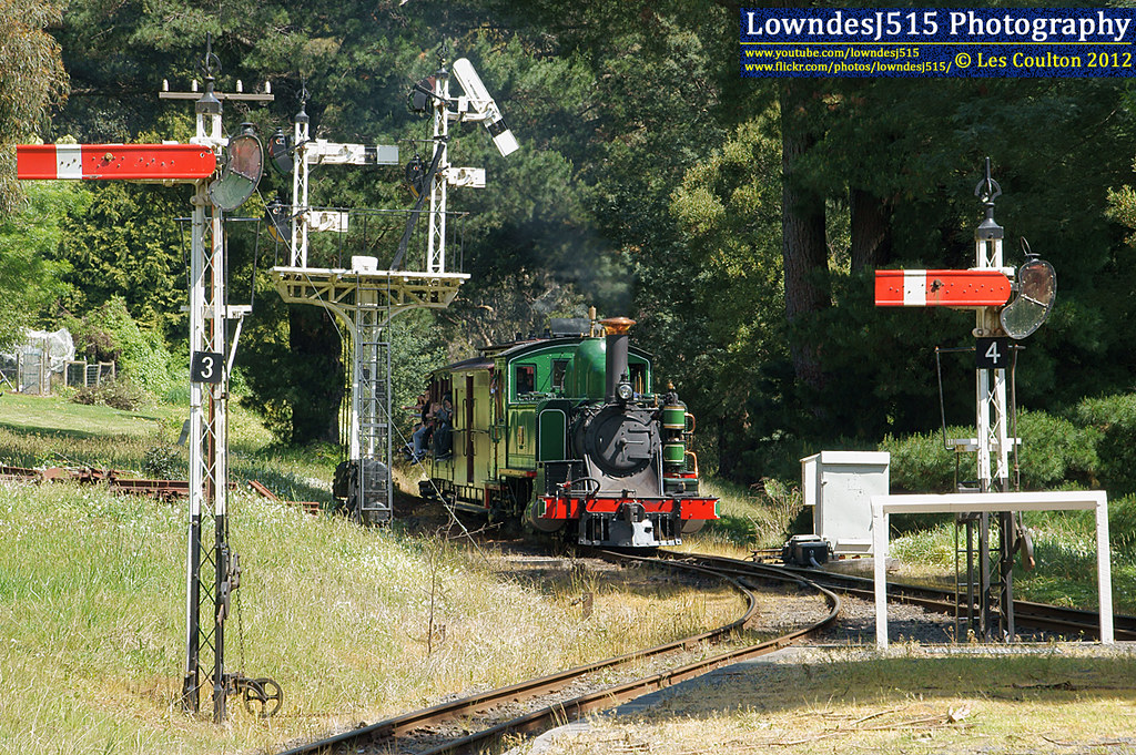 6A at Menzies Creek by LowndesJ515