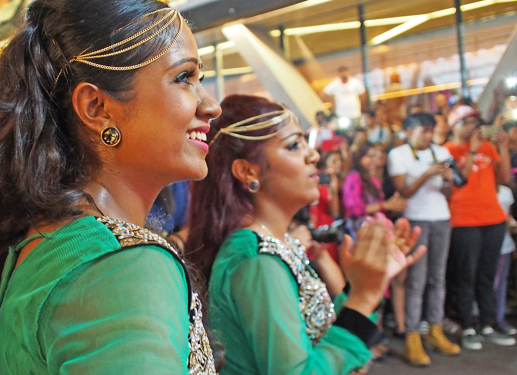 Indian Beauties in cultural costumes...