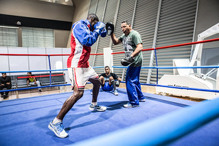 Team Cuba training in Doha | by aiba.boxing