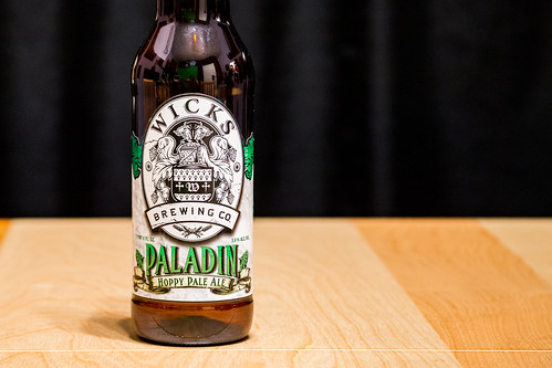 Wicks Brewing Company - Paladin Pale Ale | by fourbrewers