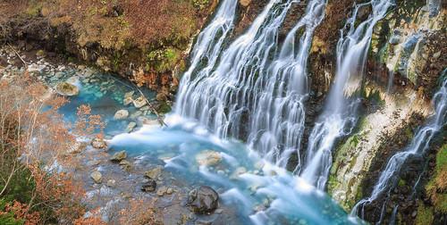 Shirahige Falls   by xeno_sapien