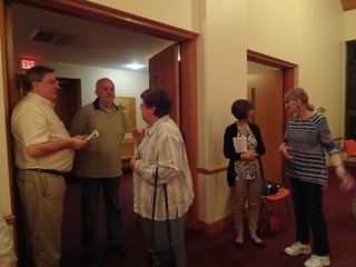Greeting at the Masonic Home Worship Service
