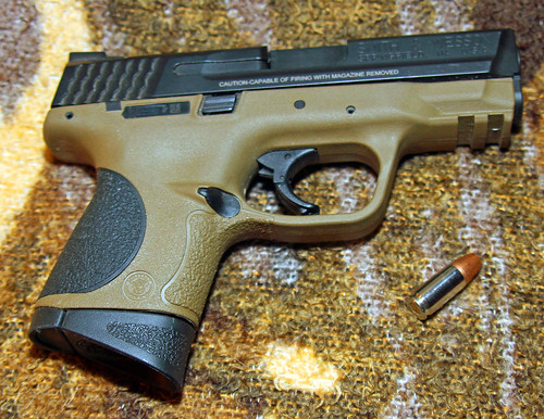 Smith & Wesson M&P 9c