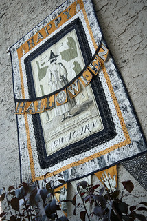 Sew Scary Halloween Quilt
