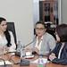 07 de marzo de 2017 - Comisión de Justicia recibe a la alcaldesa del Cantón Durán, Alexandra Arce