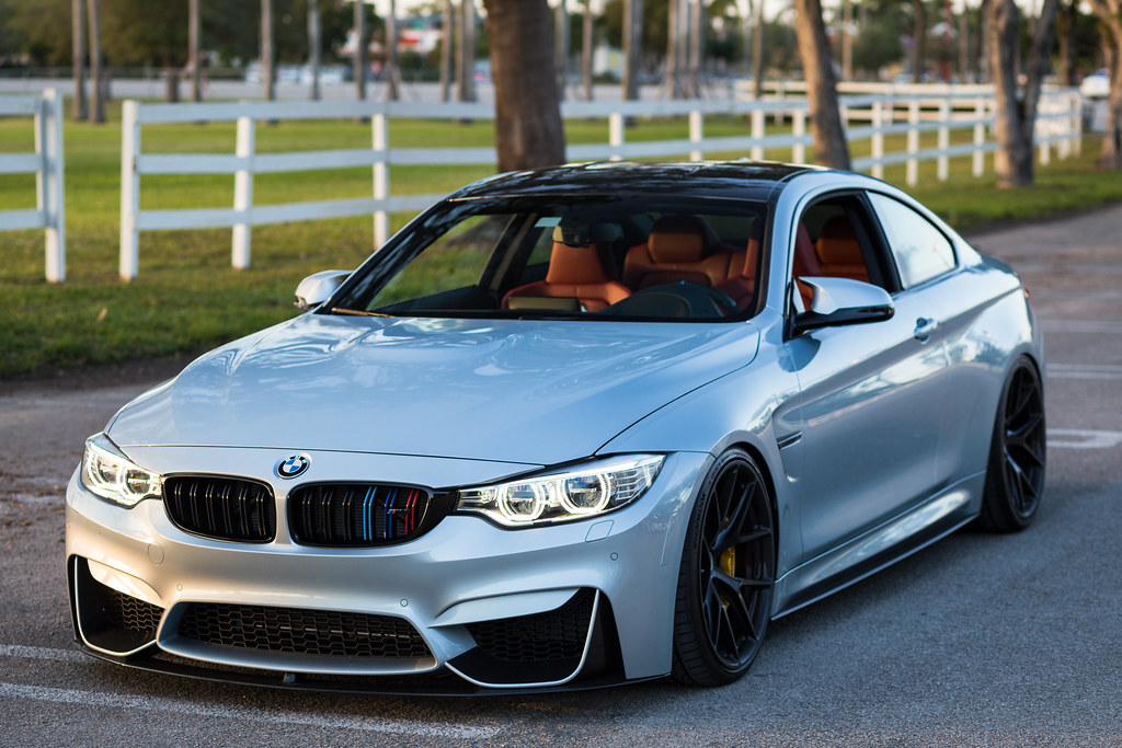 BMW M4 on HRE P101   Don't use this image without my explici…   Flickr