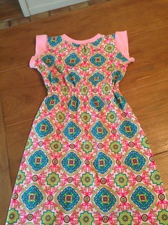 Go To Patterns Anywhere Dress