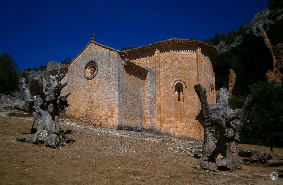 Ermita templaria de San Bartolomé